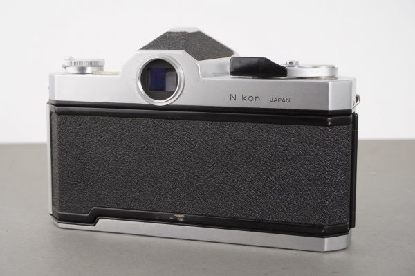 Nikon Nikkormat FTN camera, issues