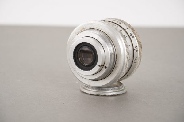 SOM BERTHIOT Cinor 17mm 1:1.5 C-mount lens