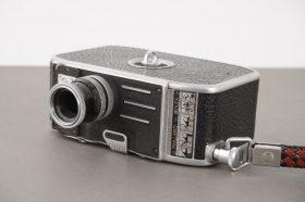 Paillard Bolex C8 camera with 13mm lens