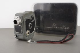 Beaulieu MR8 camera, cased