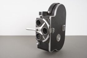 Bolex H16 movie camera, with issues