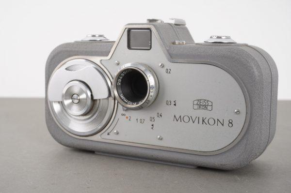 Zeiss Ikon Movikon 8 camera
