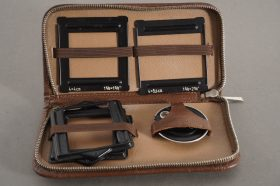 Rolleicord 16 set of masks 4×4 and 4×5.5