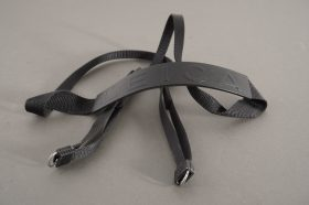 Leica material strap with rubber pad, for M6 and other cameras
