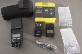 Yongnuo Speedlite YN685 flash + YN622N Kit for Nikon