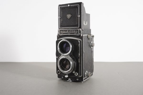 Rollei Rolleicord III TLR camera with 3.5/75 Xenar lens