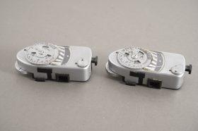 lot of 2x defective Leicameters MR