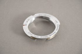 Leica 28-35-135 M2 M3 adapter for LTM lenses on M cameras