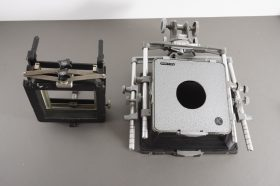 Cambo 5×7 camera without rail + compendium