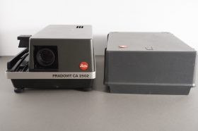 Leica Leitz Pradovit CA 2502 with Colorplan CF 2.5/90 lens