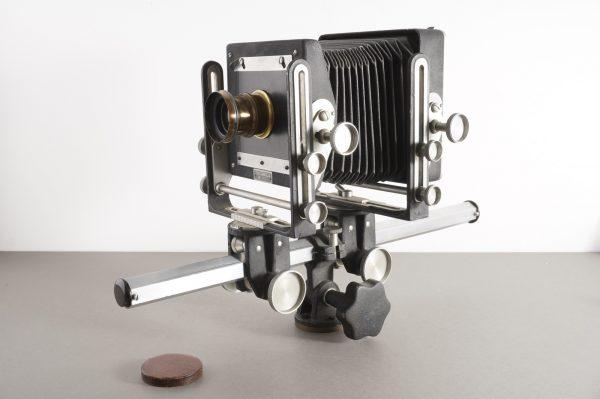 Technika Hengelo Holland – interesting 4×5 monorail camera