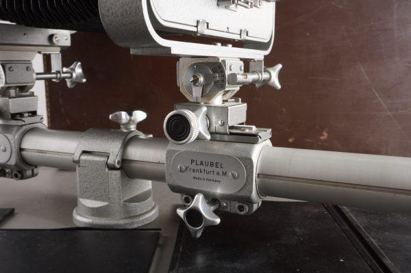 Plaubel PECO Universal II 13×18 / 5×7 monorail camera, cased