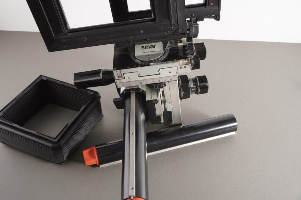 Sinar P 4×5 and 5×7 outfit / parts