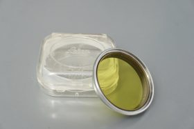 Leica Leitz Summitar filter Yellow 1 (cased)