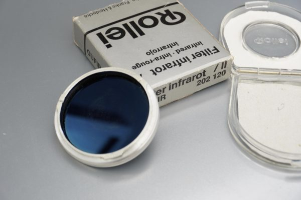 Rollei Rolleiflex filter, Bay II, Infrarot, Boxed