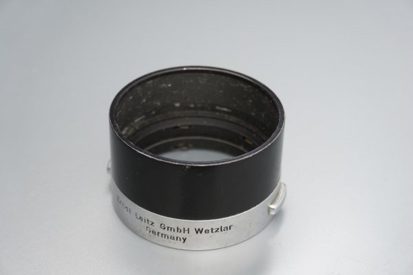 Leica Leitz lens hood for Elmar 2.8 / 50mm and 3.5/50mm, early ITOOY