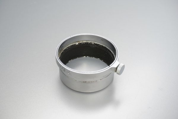 Leica Leitz FISON lens hood for Elmar 5cm lens A36,