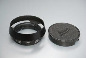 Leica Leitz lens hood 12585. for Summicron 50, Summaron 2.8/35
