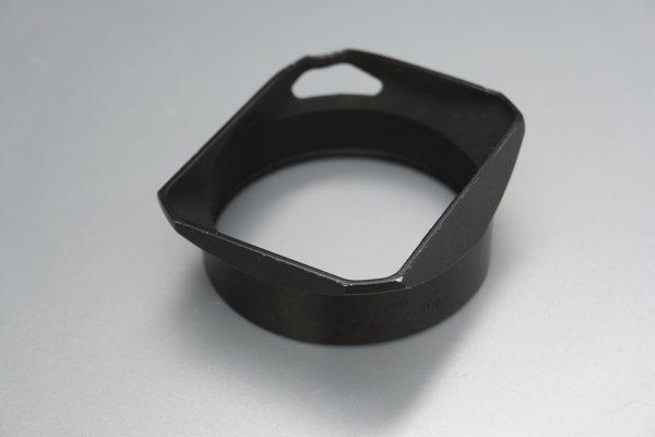 Leica lens hood 12465 fits latest version FLE Summilux-M 1.4 / 35mm lens
