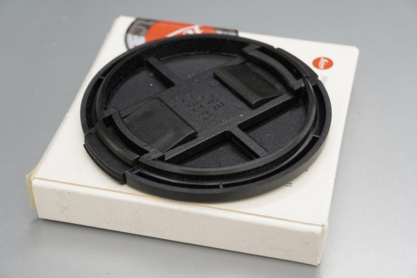 Leica 14290 front lens cap 60mm, Boxed