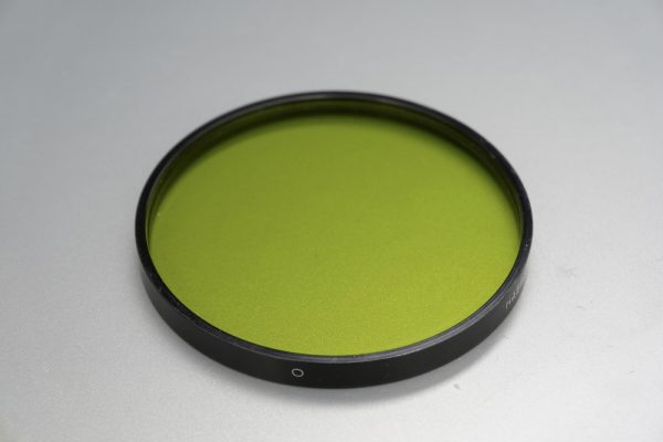 Hasselblad 63 Yellow/green filter YG