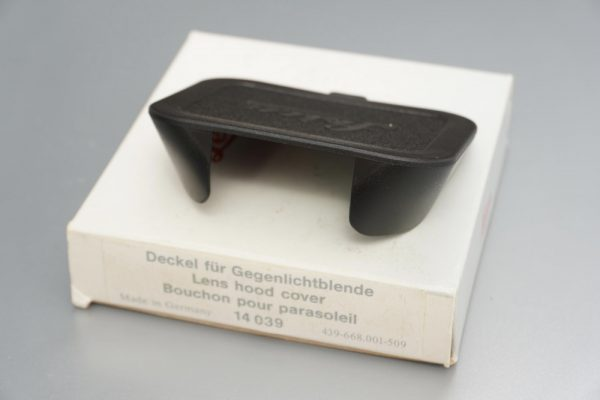 Leica 14039 35mm hood cover for M lens – (Boxed)
