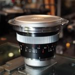 Carl Zeiss Distagon 1:4 / 18mm lens for Contarex