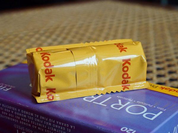 Kodak Portra 400 / 120 / single roll film