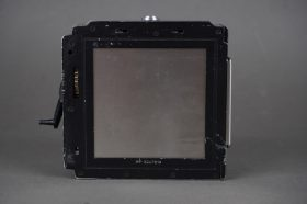 Hasselblad 12 film back, black, in need for service