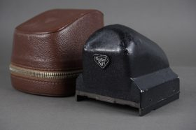 Rollei prism finder for early Rolleiflex TLR cameras