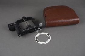 Rollei Rolleimeter for Rolleiflex f/3.5 cameras