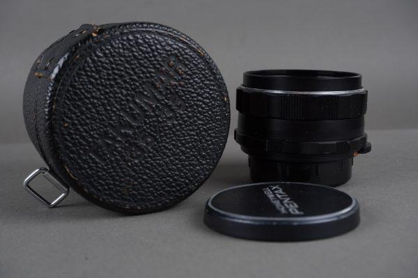 Super-Takumar 35mm 1:3.5, in case