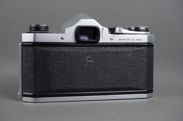 Asahi Pentax S1a with Super-Takumar 35mm 1:3.5