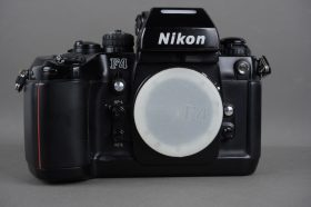 Nikon F4 camera body with issues