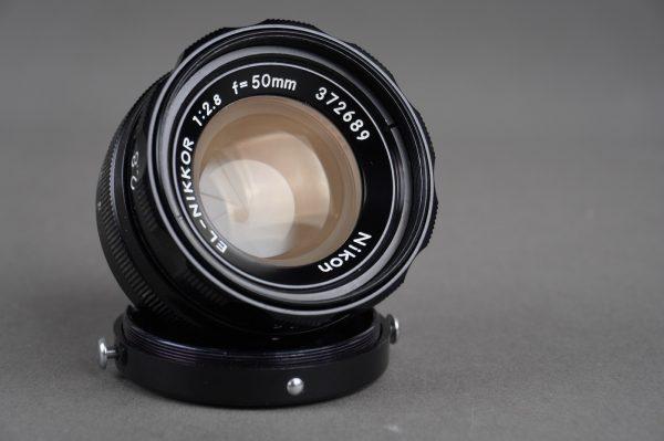 Nikon EL-Nikkor 50mm 1:2.8 enlarger lens