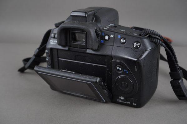 Sony Alpha 350 camera, untested