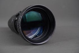 Angenieux zoom type 10×12 B 12-120mm 1:2-2.2 lens, not complete