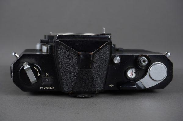 Nikon Nikkormat FTN camera body, issue