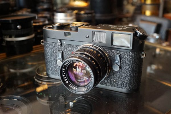 Leica M4 Black body, Midland, Canada