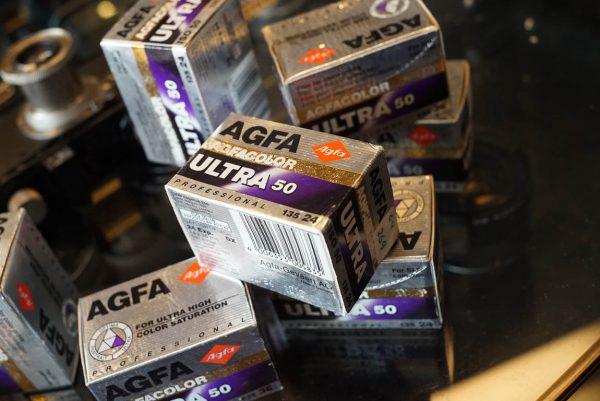 1x Agfa Ultra 50, 135 film 24. expired 1994