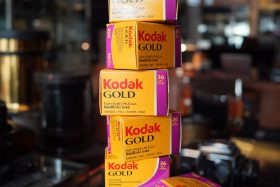 Kodak Gold 200 / 135-36