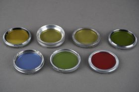 7x Rollei bayonet 1 fit third-party color filters